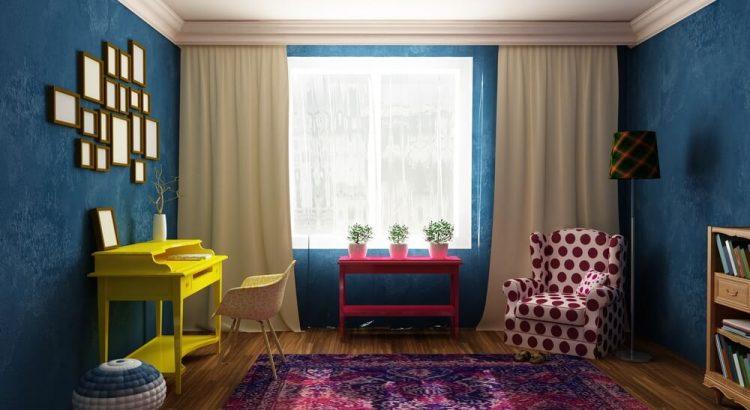 dicas para escolher as cores para as paredes da casa