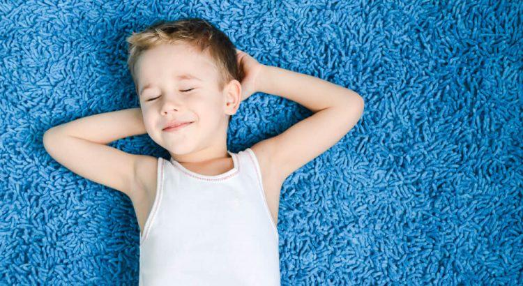 Carpete em uma casa com crianças: ter ou não ter