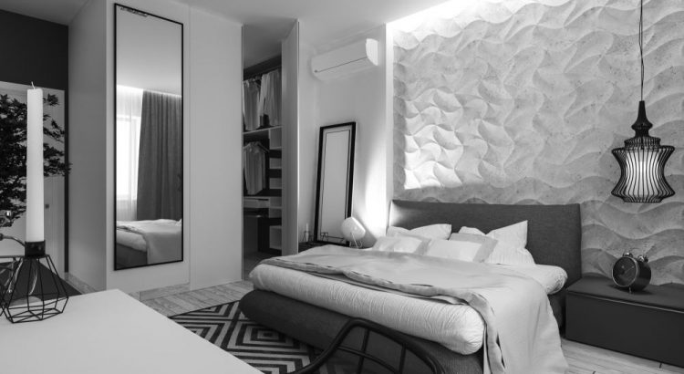Revestimento 3D para paredes: o que é isso e como usar em casa