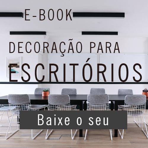 E-book Decoração para Escritórios