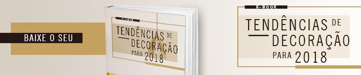 As principais tendências de decoração para 2018